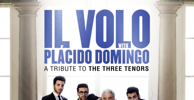 "IL VOLO, è certificato disco d'oro ""Notte Magica - A tribute To the Three Tenors"""