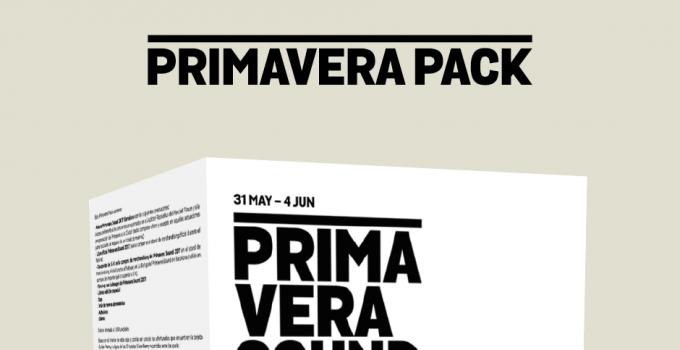 Primavera Sound 2017: Arriva il PRIMAVERA PACK 2017