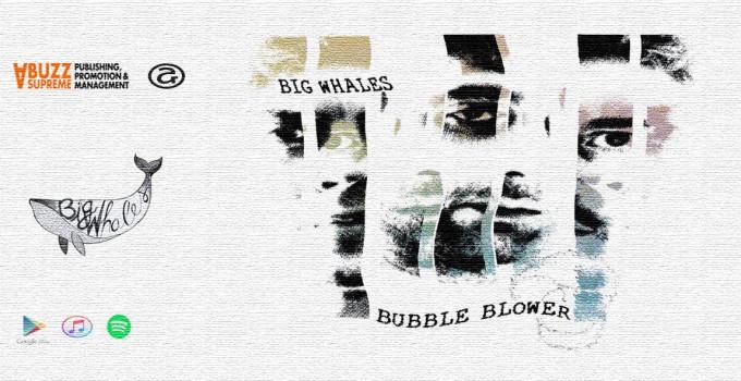 Big Whales - Bubble Blower