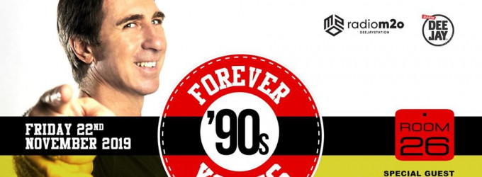 Forever Young '90s party pres. GET FAR Fargetta